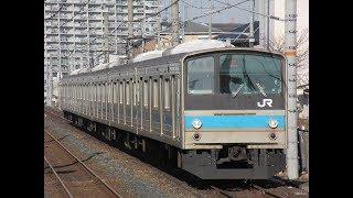 (奈良線に転属済み)JR西日本 阪和線 205系 まとめ