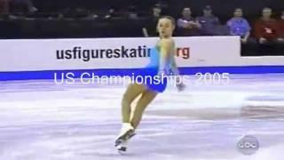 Kimmie Meissner - Triple Axels