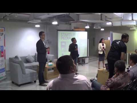 GEPI Event - StartupPedia Book Talk by Fenox Venture Capital (part 2)