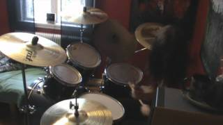 The Death of Love  - Cradle of Filth (Drum Cover)