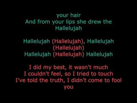 Tori Kelly + Jennifer Hudson - Hallelujah (karaoke)