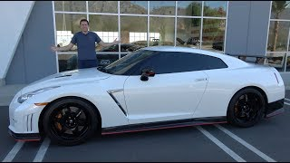 Download The Nissan GT-R Nismo Is the Most Expensive Nissan Ever Mp3 and Videos