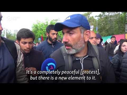 Pashinian: Police Are 'Not Sarkisian's, But Armenia's'