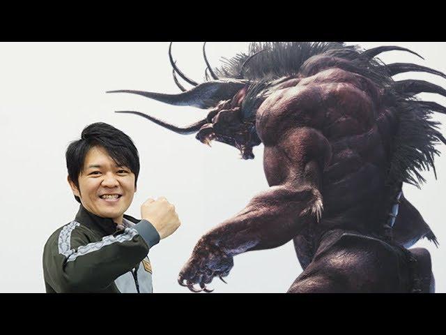 Chasse au Behemoth avec Ryozo Tsujimoto & Kaname Fujioka