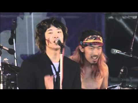 爆弾ジョニー LIVE RISING SUN ROCK FESTIVAL 2014 in EZO