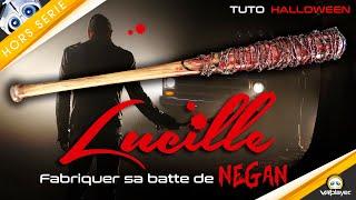 Lucille : Fabriquer sa batte de Baseball NEGAN THE WALKING DEAD [TUTO]