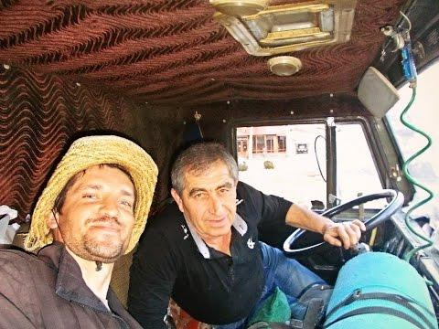 Автостоп в Армении. Дороги и горы. Алаверди երևան