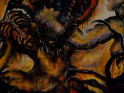 Kanso - Lebanon paintings 1975-77