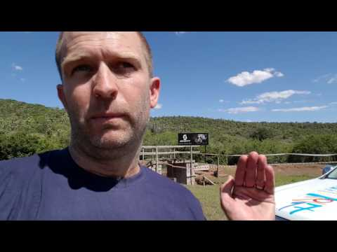 Herald Continental Cycle Tour race briefing - 80km MTB