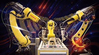 Most Amazing Industrial Robots in the World | Fanuc Innovative Technology | ATX West 2020