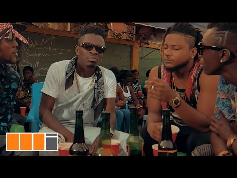 Shatta Wale - Taking Over ft. Joint 77, Addi Self & Captan (