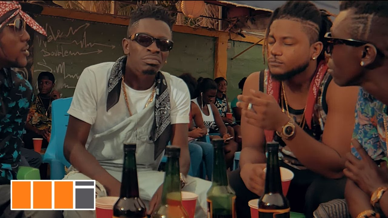 Shatta Wale - Taking Over ft  Joint 77, Addi Self & Captan (Official Video