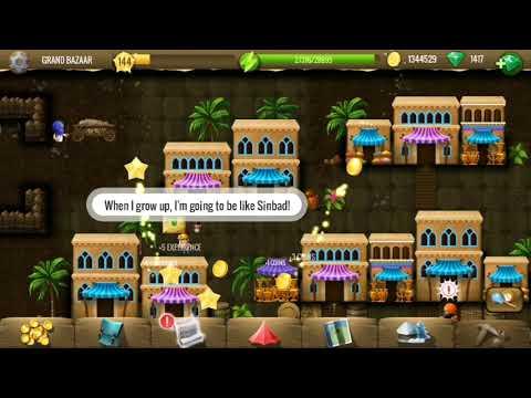 Grand Bazaar - #6 Arabian Nights - Diggy's Adventure