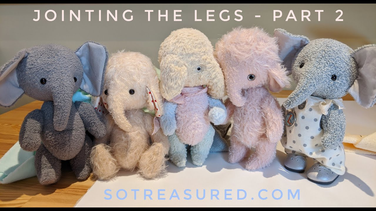 Jointing the Legs - Part 2