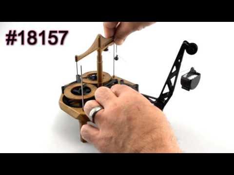 MRC Presents Item # 18157 DaVinci Pendulum Clock from Academy Hobby Model Kits