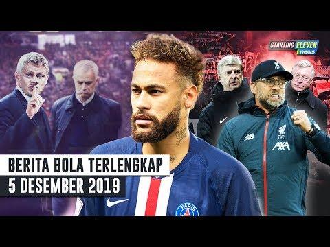 Mou Tumbang Di Old Trafford 😱 Neymar Diejek Fans 😠 Klopp Kalahkan Ferguson & Wenger - Berita Bola