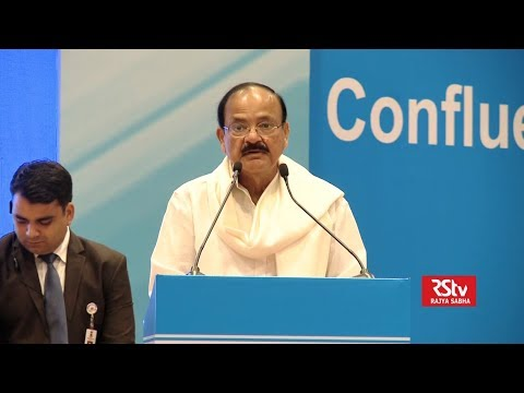 Vice President of India's Speech  National SC ST Hub Conference
