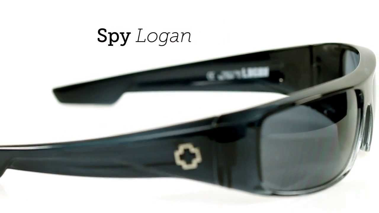 4101ff55bc Product Review  Spy Logan Sunglasses - YouTube