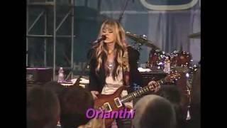 Orianthi live