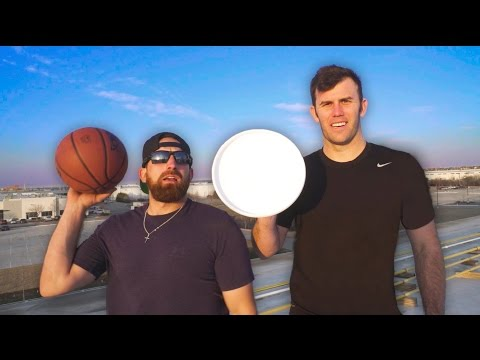 Thumbnail: Epic Trick Shot Battle 3 | Dude Perfect