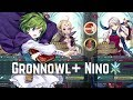Fighting Close Counter + Gronnowl Nino? (⁰▿⁰) - Arena Duels   Fire Emblem Heroes 【Stream Highlights】