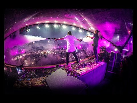 "Dimitri Vegas & Like Mike - Kroost 2016 ( Report ""Vier"" Belgian National TV )"