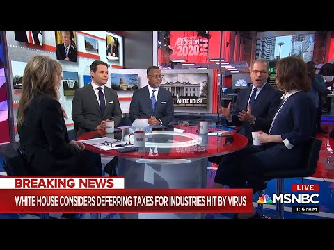 MSNBC Original Clip from Deadline: White House on March 6, 2020