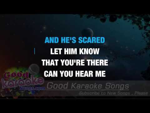 He's My Son - Mark Schultz ( Karaoke Lyrics )