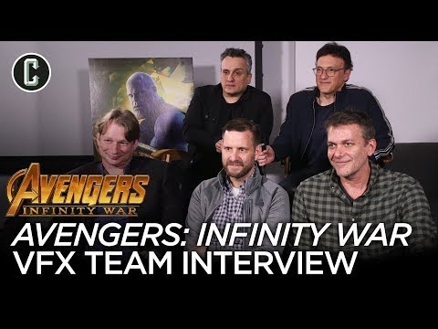 Infinity War: Russo Brothers on VFX & Avengers: Endgame Mp3