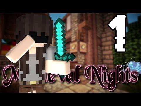 Welcome To Mystoria..!! | Ep.1 Medieval Nights [ Minecraft Roleplay ]