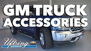 GM Truck Accessories - Uftring Chevrolet - Washington, IL