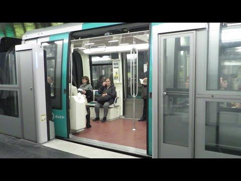 [Paris] MP05 Métro 1 - Nation