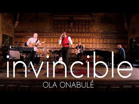 Ola Onabule - Invincible - It's The Peace That Deafens - Neumann Digital