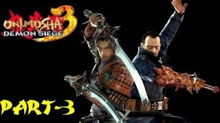 Onimusha 3 Demon Siege Walkthrough Part 3