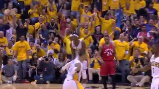 Rodney Stuckey Fancy Fake and Assist