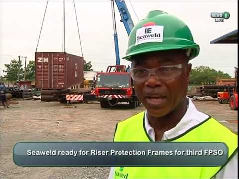 Ghana's local content readiness exhibited with FPSO 3 contruction