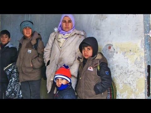 Syrian refugee crisis: