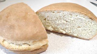 домашний хлеб очень простой рецепт хлеба в духовке