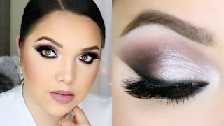 Fall Mauve Makeup Tutorial