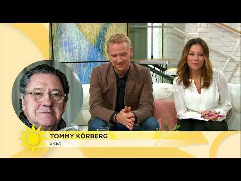 """""""Han hade ett allvar samtidigt som han var otroligt rolig""""  - Nyhetsmorgon (TV4)"""