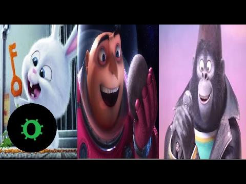 Top 5 Illumination Entertainment Animated Movies