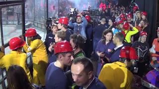 За кулисами шоу Бронебот 2017 в Олимпийском