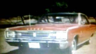 1967 Dodge Dart Commercial