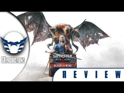 The Witcher 3 Blood and Wine review    مراجعة اضافة بلود اند واين