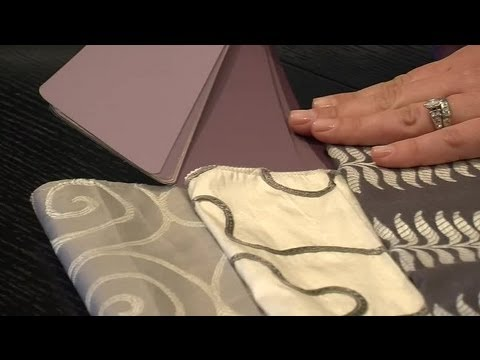 What Color Curtains Go With a Lavender & Purple Wall? : Colors With ...