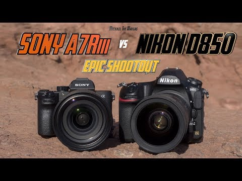 Sony A7Riii vs Nikon D850 Epic Shootout | Camera Comparison Review | Which Camera to buy?