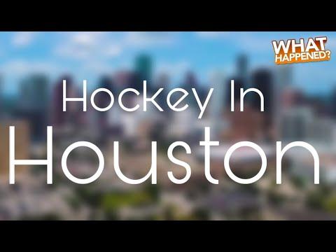 Hockey in Houston?