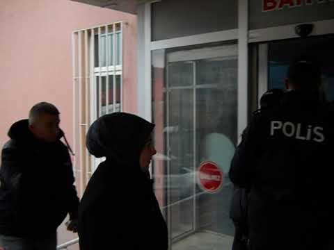 Bartın'da FETÖ operasyonu 5 kişi adliyeye çıkartıldı