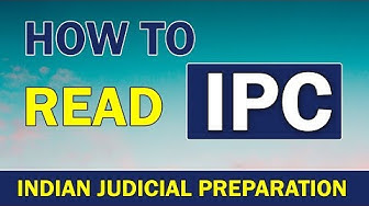 How to cover IPC? and Chart Formation (Indian Penal Code 1860 Basics)