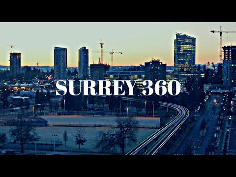 Surrey 360 Channel Trailer #CityofSurrey  #BC #Surrey360 #Trailer